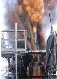 ledakan blowout