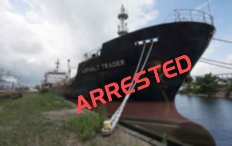 penangkapan kapal